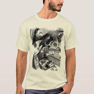 寿司の人間 Tシャツ