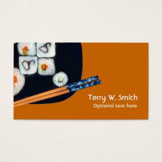 寿司の名刺 名刺
