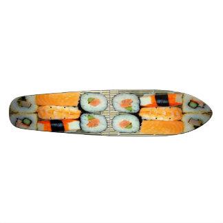 寿司の大皿のスケートボードOldschool 20cm スケートボードデッキ