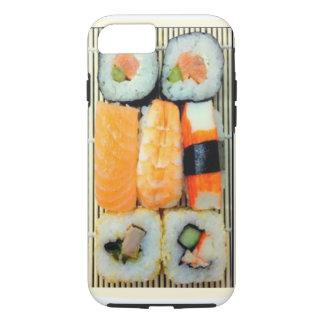 寿司の大皿のiPhone 7の場合 iPhone 8/7ケース