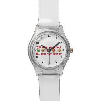 寿司の恋人 腕時計