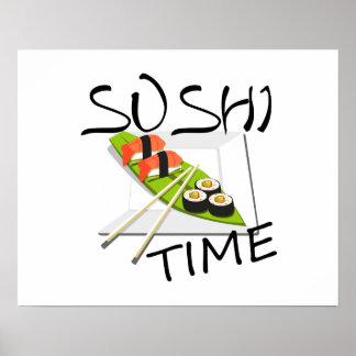 寿司の時間 ポスター