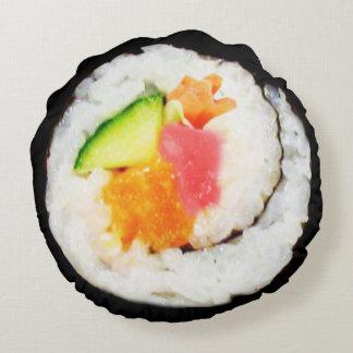 寿司の枕 ラウンドクッション