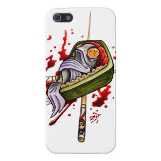 寿司の電話箱 iPhone SE/5/5sケース