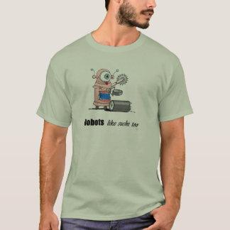 寿司の馬蝿の幼虫 Tシャツ