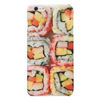 寿司のiPhone 6のプラスの場合