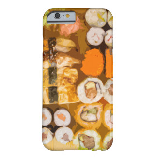 寿司のiphone 6 barely there iPhone 6 ケース