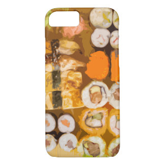 寿司のiPhone 7 iPhone 8/7ケース