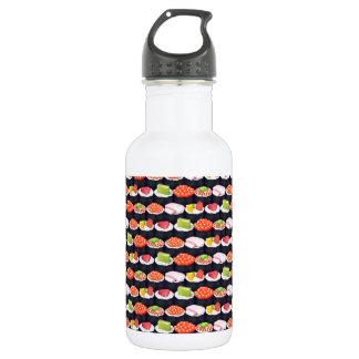 寿司パターン ウォーターボトル