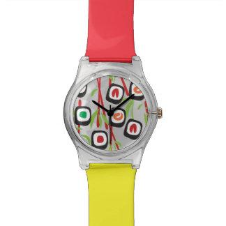 寿司パターン 腕時計