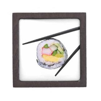 寿司ロール及び箸-カスタマイズテンプレート ギフトボックス