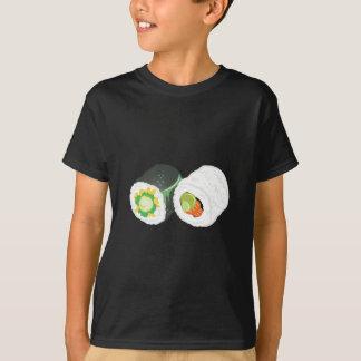 寿司ロール Tシャツ