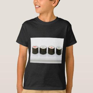 寿司ロールMaki Tシャツ