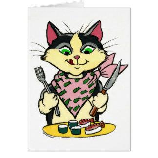 寿司猫NoteCard カード