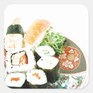 寿司 スクエアシール
