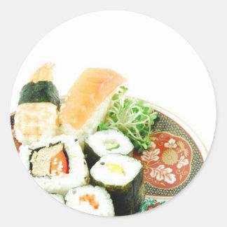寿司 ラウンドシール
