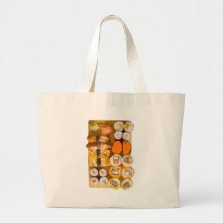 寿司 ラージトートバッグ