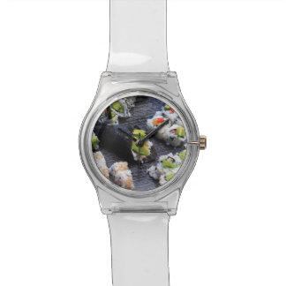 寿司 腕時計