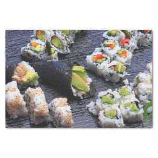 寿司 薄葉紙