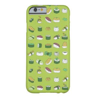 寿司 BARELY THERE iPhone 6 ケース