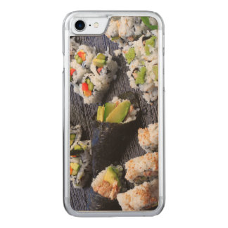 寿司 CARVED iPhone 8/7 ケース