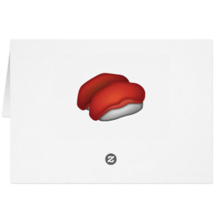 寿司- Emoji カード