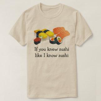 寿司 Tシャツ