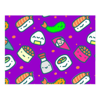 寿司Moki ポストカード