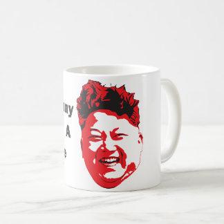 専制政治 コーヒーマグカップ
