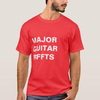 専攻のなギターRIFFTS Tシャツ