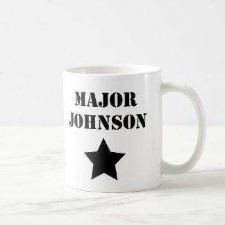 専攻のなジョンソン コーヒーマグカップ