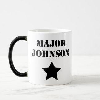 専攻のなジョンソン マジックマグカップ