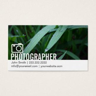 専門のカスタムなアートワークの写真撮影 名刺