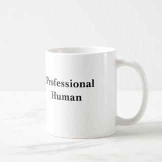 専門の人間 コーヒーマグカップ
