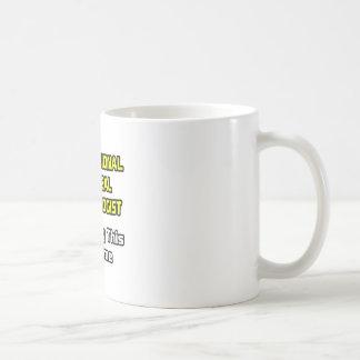 専門の外科科学技術者。 冗談 コーヒーマグカップ