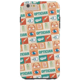 専門の眼鏡技師の画像的なデザイン iPhone 6 PLUS タフケース