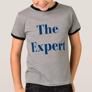 「専門家」の-切札 Tシャツ