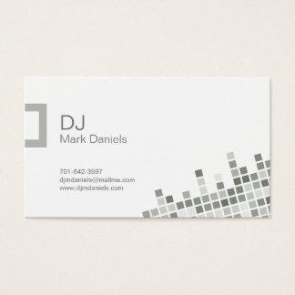 専門DJの名刺 名刺