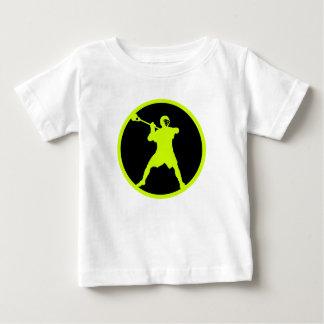 射手緑 ベビーTシャツ