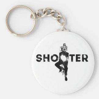 射手-カメラマン キーホルダー