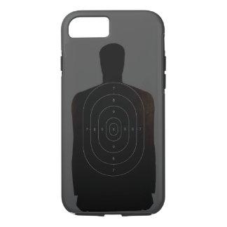 射撃練習場ターゲットiPhone 7の場合 iPhone 8/7ケース