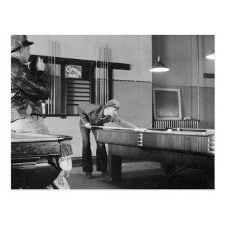 射撃、発砲Pool 1940年 ポストカード