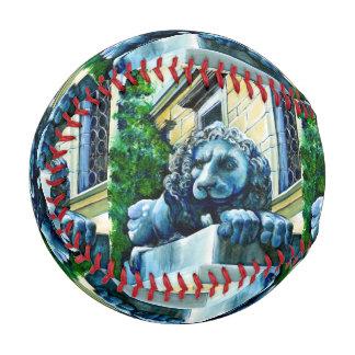 尊重されたネコ科 野球ボール