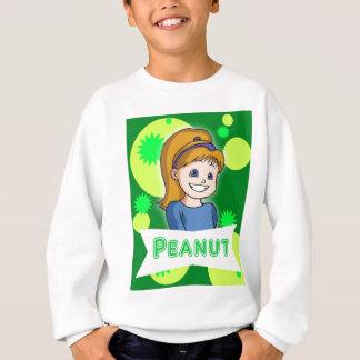 小さいおよびピーナツの冒険 スウェットシャツ