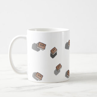 小さいアイスクリームサンドイッチ コーヒーマグカップ