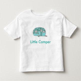 小さいキャンピングカーの幼児のティー トドラーTシャツ