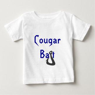小さいクーガーの餌 ベビーTシャツ