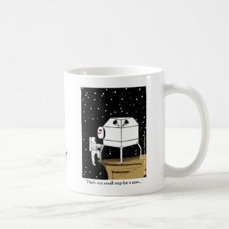 """""""小さいステップ"""" コーヒーマグカップ"""