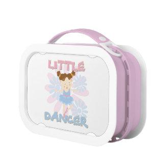 小さいダンサーのバレリーナのお弁当箱 ランチボックス