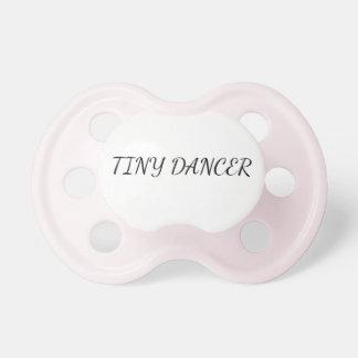小さいダンサーの調停者 おしゃぶり